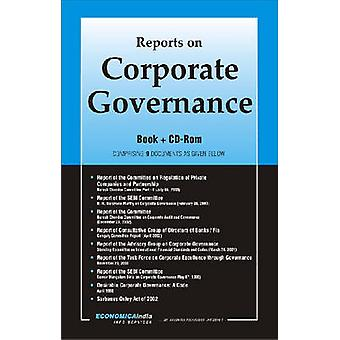 Report on Corporate Governance by Foreign Service Institute New Delhi