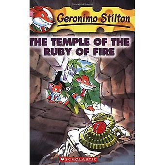 The Temple of the Ruby of Fire (Geronimo Stilton)