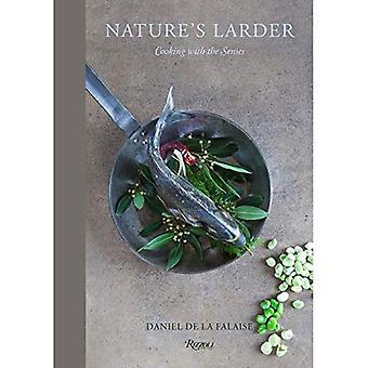 Dispensa della natura: cucinare con i sensi