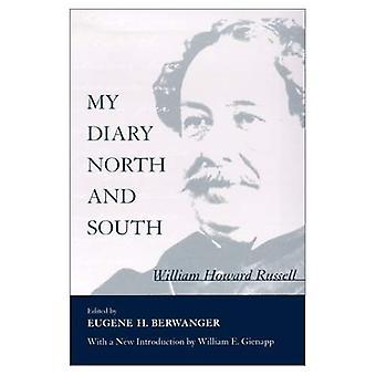Mi diario: Norte y sur