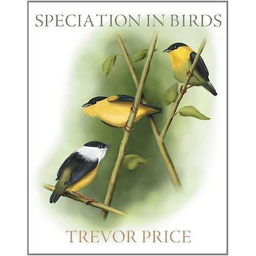 Speciation in Birds [Abridged] [Audiobook] [Box set] [Illustrated] [grand Print]
