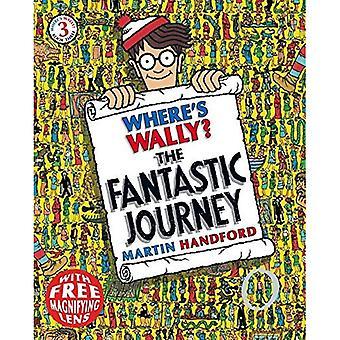 Où est Charlie? Le voyage fantastique (Wheres Wally Mini Edition) (Wheres Wally Mini Edition)