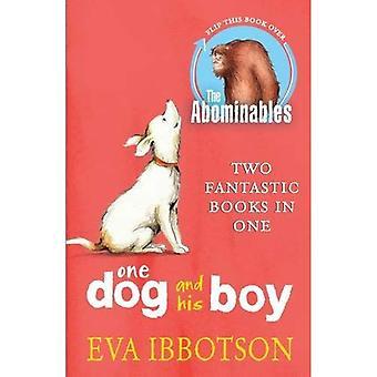Der Abominables/One-Hund und seinem jungen binden
