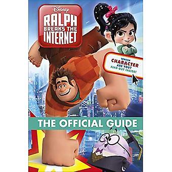 Ralph bryter Internet den officiella guiden