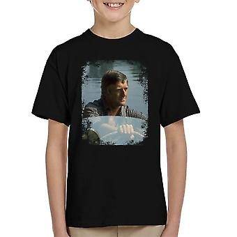 TV Times Michael Parkinson At The Helm Kid's T-Shirt