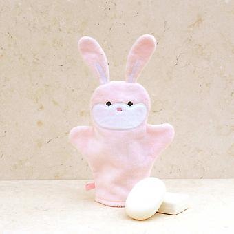 Bonny Bunny bath mitt
