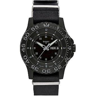 Traser H3 watch professional shade P6600. 4AAI. C3. 01 103353