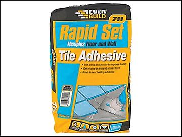 Everbuild Rapid Set Flexiplus Tile Adhesive 10kg