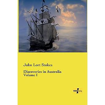 Discoveries in Australia by Stokes & John Lort