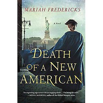 Mort d'un nouvel américain: un mystère