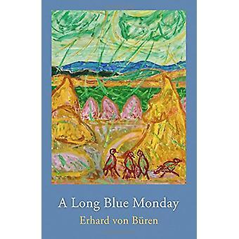 Un lunes largo azul por un largo azul el lunes - libro 9781789014174