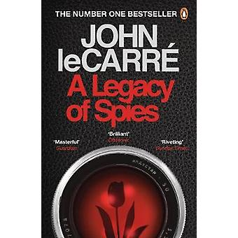 A Legacy of Spies by John Le Carre - 9780241981610 Book