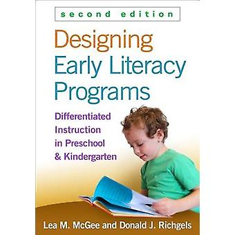 Designing Early Literacy Programs - Differentiated Instruction in Pres