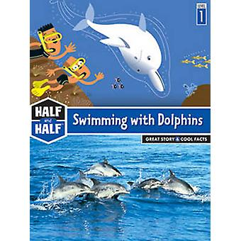 Swimming with Dolphins by Laurence Gillot - Elisabeth Sebaoun - Rocco