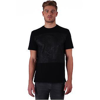 Nixon Printé cotton tee shirt-Kaporal