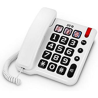 Phone for people older SPC 3294 white