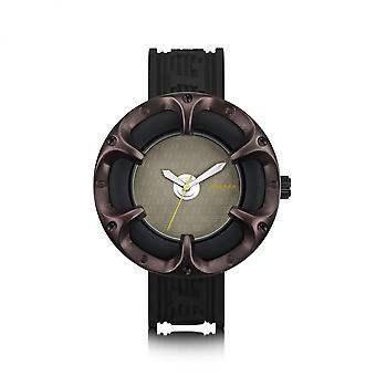 Holler Golden World  Chocolate Watch HLW2456-3