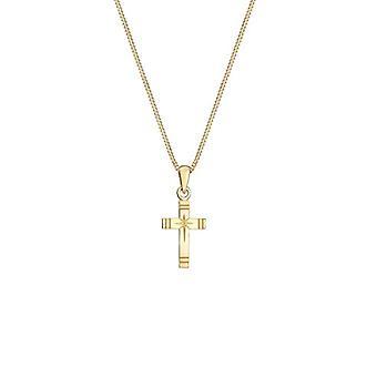 Elli PREMIUM Gold-yellow Women's pendant necklace - 0106460418_45