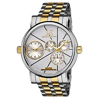 Joshua & Sons JS-35-TTG wrist watch, stainless steel, gold