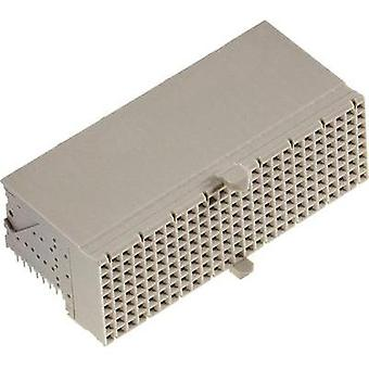 Edge connector (receptacle) hm 2.0 female Type DE25 200P. class 2 Total number of pins 200 No. of rows 8 ept 1 pc(s)
