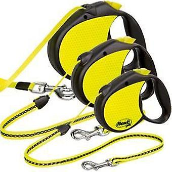 Flexi Neon Belt (Dogs , Walking Accessories , Leads)