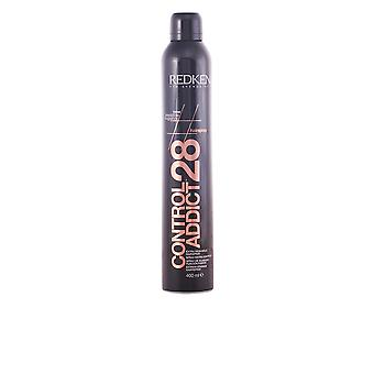 CONTROL ADDICT extra high-hold hairspray