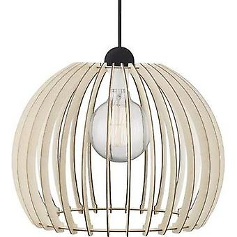 Pendant light E27 60 W Nordlux 84843014 Wood