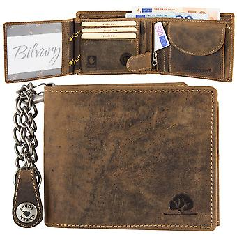 Greenburry vintage chain leather of biker wallet 1796-S-25
