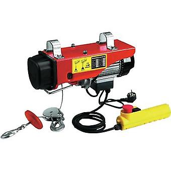 Electric Cable Hoist 200/400kg, 18m