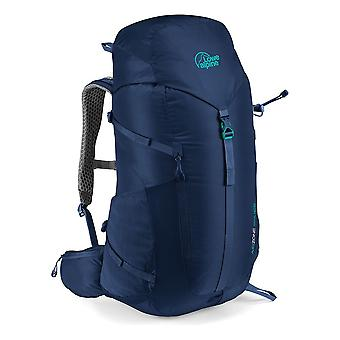 Lowe Alpine Airzone sendero ND32 mujeres mochila (Blue Print)