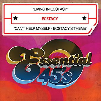 Ecstacy - Living in Ecstasy / Can't Help Myself - Ecstacy's USA import