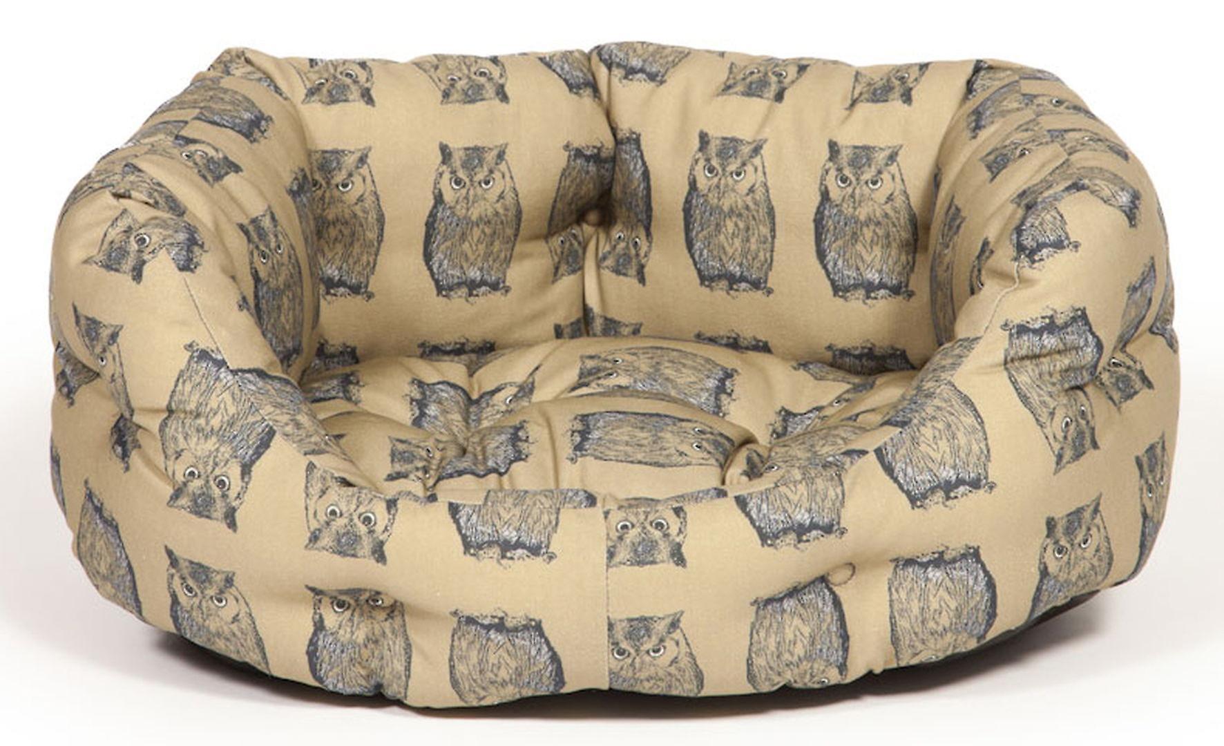 Woodland Owl Deluxe Slumber Bed 45cm (18