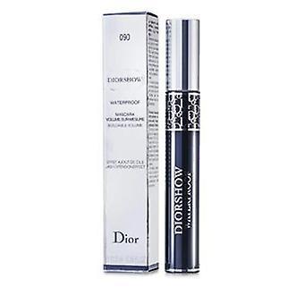 Christian Dior Diorshow Mascara resistente al agua - # 090 Black - 11.5ml/0.38oz