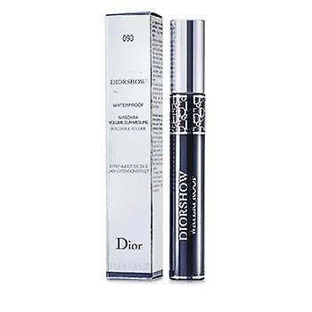 Christian Dior Diorshow Mascara Waterproof - # 090 Black - 11.5ml/0.38oz