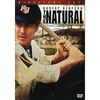 Natural [DVD] USA import