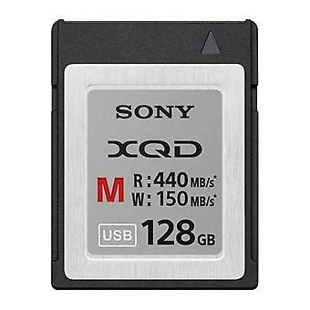 SONY 128 ГБ XQD M-серии памяти карт - 440 МБ/сек чтения - 150 МБ/с запись. QD-M128