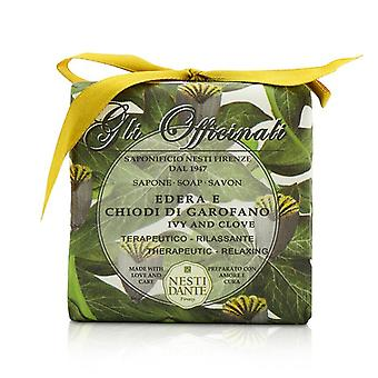 Nesti Dante Gli Officinali Soap - Ivy & Clove - Therapeutic & Relaxing 200g/7oz