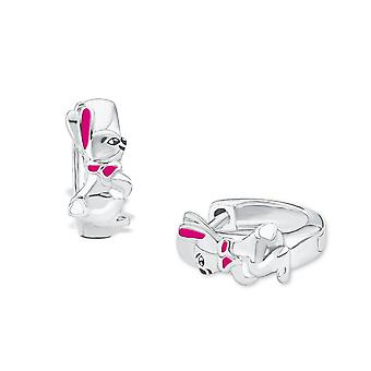 Princess Lillifee children earrings hoops silver Hare 2017968
