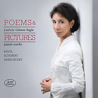 Mussorgsky / Rave / Gomez-Tagle - poemas y fotos [SACD] USA import