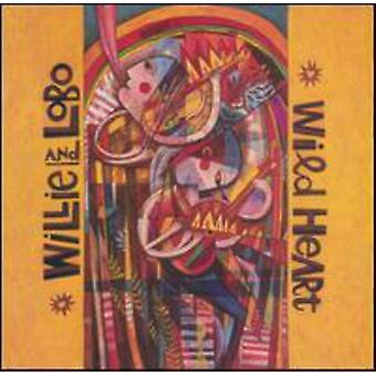 Willie & Lobo - Wild Heart [CD] USA import