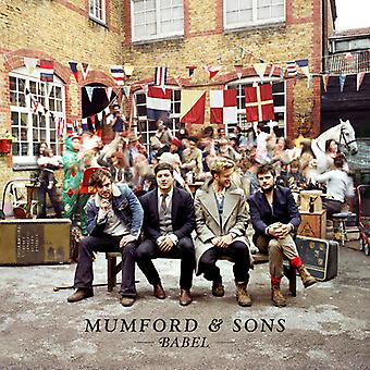 Mumford & sønner - Babel-Deluxe Edition [CD] USA import