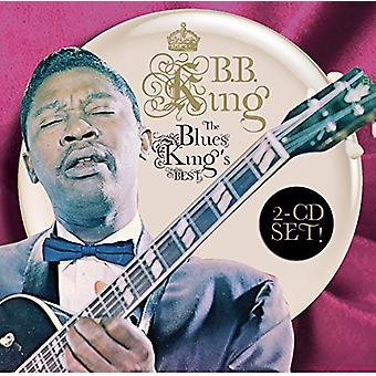 B.B. King - Blues Kings Best the [CD] USA import