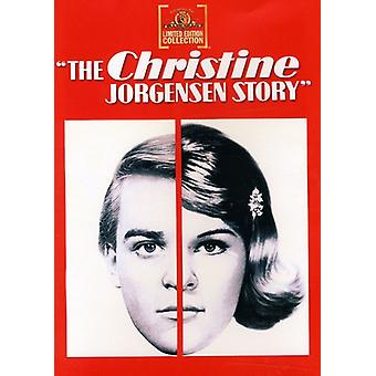 Christine Jorgensen Story [DVD] USA import