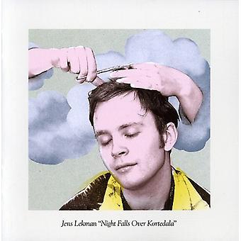 Jens Lekman - importación de Estados Unidos de la noche cae sobre Kortedala [CD]