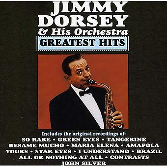 Jimmy Dorsey & His Orchestra - Greatest Hits [CD] USA import