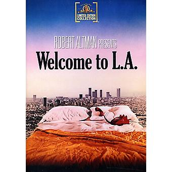 Welcome to L.a. [DVD] USA import