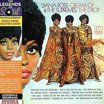 Diana Ross & the Supremes - creme af afgrøde [CD] USA importen