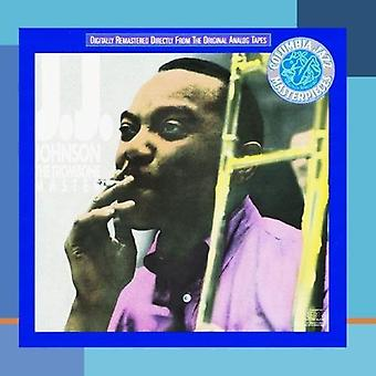 J.j. Johnson - Posaune Master [CD] USA import