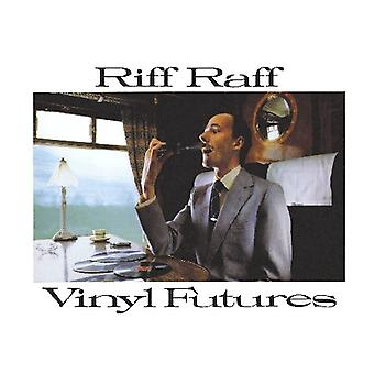 Riff Raff - Vinyl Futures [CD] USA import