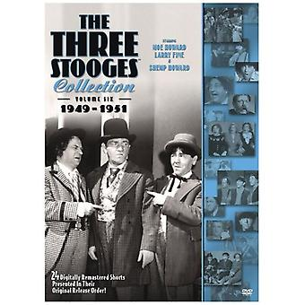 Three Stooges Collection 1949-51 [DVD] USA import